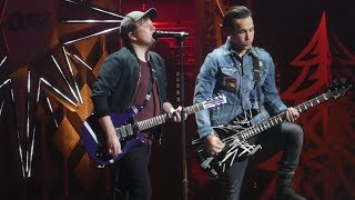 """Hold Me Tight or Dont"" Fall Out Boy@Wells Fargo Center Philadelphia 12/6/17 Jingle Ball"
