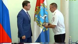 Награды за участие в проведении чемпионата мира по футболу вручилии полицейским