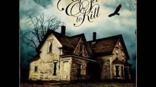 Sketch In Black & White- Eyes Set To Kill (Lyrics)