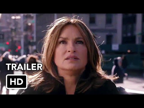 Video trailer för Law and Order SVU Season 22 Trailer (HD)