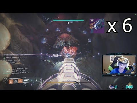 WENDIGO GL3 VS RIVEN!! [Destiny 2]