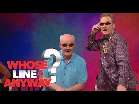 Teleshopping: Sada pro balení holek - Whose Line Is It Anyway?