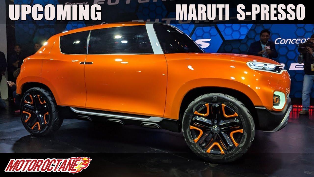 Motoroctane Youtube Video - Maruti S PRESSO Coming - Rs 3.5 lakh SUV | Hindi | MotorOctane