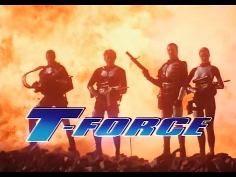 T-Force - Pusztításra programozva online