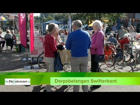 VIDEO | Swifterbant massaal op de koffie bij het nieuwe bestuur van Dorpsbelangen