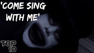 Top 10 Scary Songs That Should Have Stayed Secret