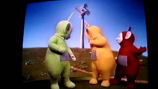 Opening To Teletubbies Big Hug 2000 VHS