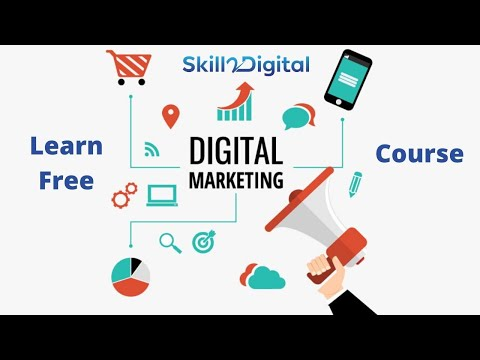 Skill 2 digital Learn Free Digital Marketing training course