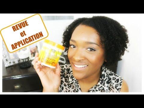 Hair Mask Honey yolks lemon juice
