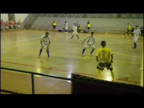 Zap Futsal de Aral Moreira x Juventude AG