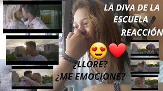 (REACCIÓN😱) Michael Ronda   La Diva De La Escuela ❤  (VIDEOCLIP OFICIAL) | Daii Herrera