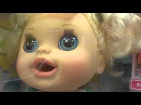 Baby Alive Real Surprises Baby Doll - Baby Shakes Her Head from Side to Side