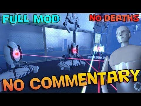 Portal 2: COSMOGONY - Episode 2 - Full Walkthrough
