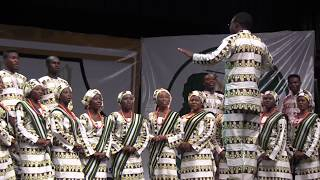 "Nigerian Christmas Music: ""Ave Maria"" by Kogi State University"