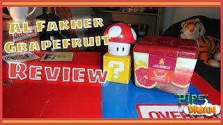 Al Fakher Series: Grapefruit: Hookah Tobacco Review