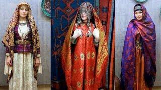 Дагестанский национальный костюм #исторический_факт 21
