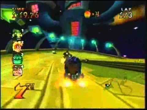 Crash Bandicoot: Twinsanity + Crash of the Titans + Crash: Nitro Kart