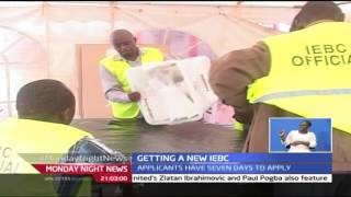 Monday Night News: Process of getting a new IEBC, 24/10/2016