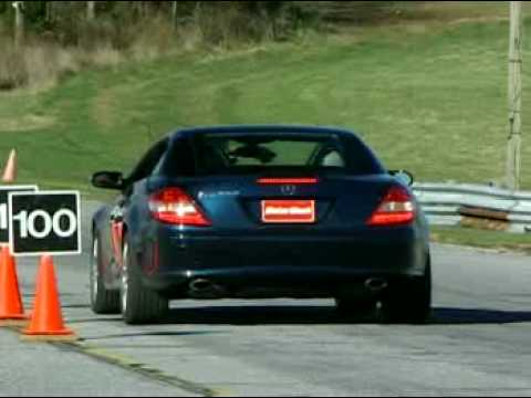 Motorweek Video of the 2005 Mercedes-Benz SLK-Class