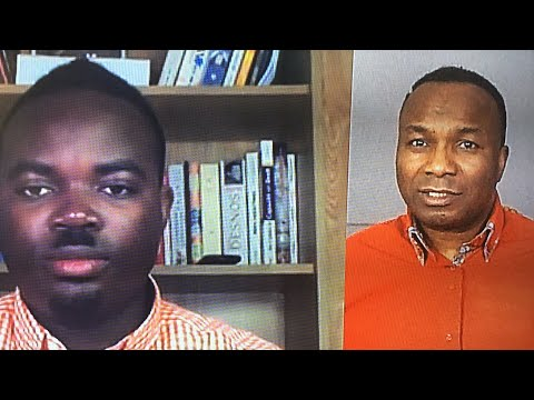 CONVERSATION WITH ATHEIST: INNOCENT MAGAJI 2018-04-29