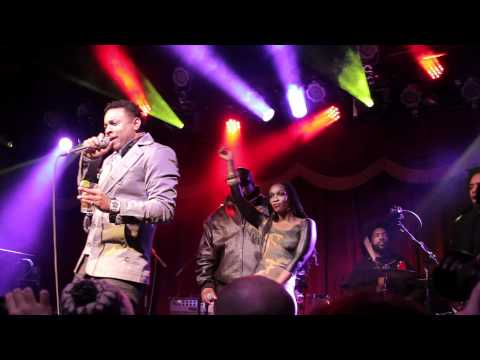 Patra @ The Roots Jam Session 2011 (Reggae Session) ft. Rahzel, Shaggy, Rayvon, Redfox