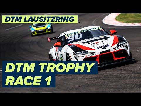 DTM ラウジッツリンク(ドイツ) TROPHYレース1のライブ配信動画