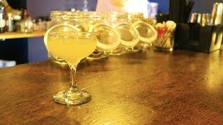 DIY Christmas Cocktails: Jammy Daiquiri