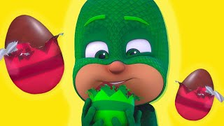 PJ Masks Season 2 🐣PJ Masks Easter Egg Hunt! 🐣Easter Special | 4K HD | Superhero Cartoons for Kids