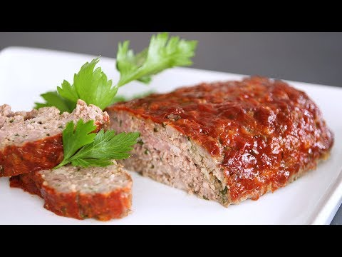 How to Avoid Dry  Crumbly Meatloaf- Kitchen Conundrums with Thomas Joseph
