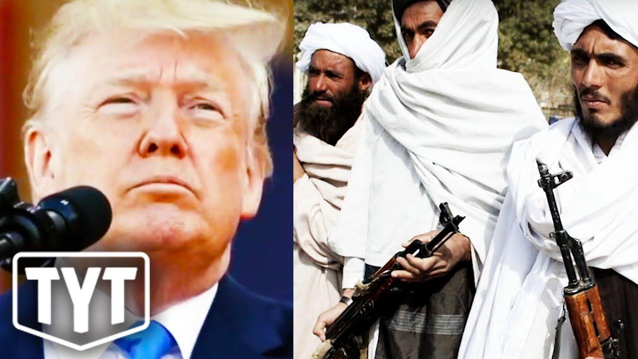 Trump Cancels Taliban Negotiations thumbnail