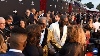 WATCH: Celebrities megastars, Atlanta elite celebrate Tyler Perry Studios opening