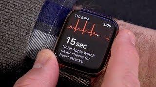 Apple Watch ECG: Demo