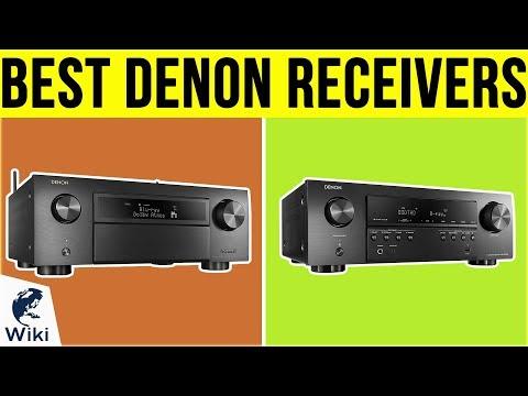 9 Best Denon Receivers 2019