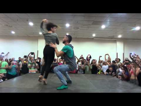 Salva & Silvia V MADRID SALSA FESTIVAL 2014