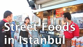 Turkish Street Food You must try in Istanbul