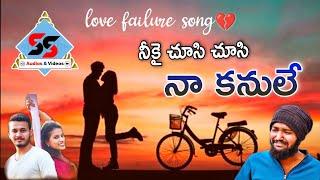 #Neekai_Chusi Chusi Na Kanule Latest Love Failure Song 2020 #SSAudiosVidoes