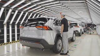 2020 Toyota RAV4 Production Line