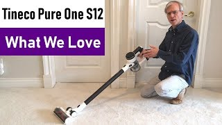 Tineco Pure One S12 - What We Love