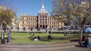 preview picture of video 'Pretoria Church Square: 4 June 2012'