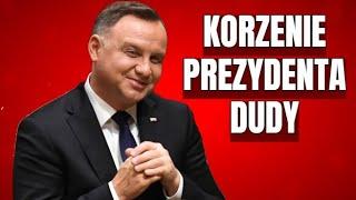 Andrzej Duda twierdzi że nie jest pewny swojego pochodzenia