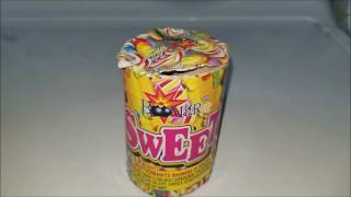 SWEETS Fountain - BOOMER Fireworks