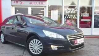 preview picture of video 'OCCASION PEUGEOT 508 SW  APS SENS'