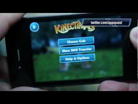 Kinectimals App Review (iPhone, iPod Touch)