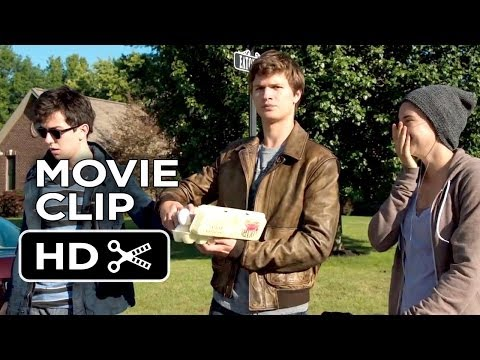 The Fault In Our Stars Movie CLIP - Egging (2014) - Shailene Woodley Movie HD