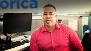 ALORICA - THE TRAINEE / DOMINICAN REPUBLIC VERSION #2