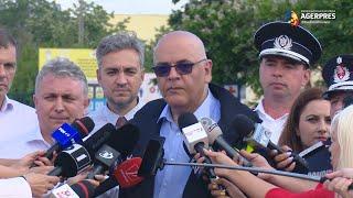 Explozie la Rafinăria Petromidia/Arafat: Doi răniţi cu arsuri, transportaţi la Bucureşti cu elicopterul