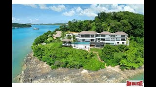 Villa Hollywood | Sea View Six Bedroom Villa for Sale in Cape Panwa