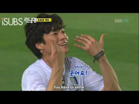 Gary Funny Moment [Running Man Ep 2]