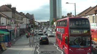 preview picture of video 'Ilford Lane Bus Ride'