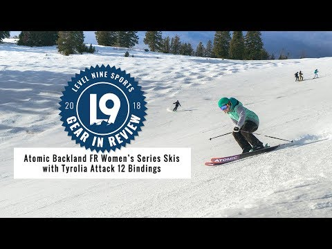 Gear In Review | Atomic Backland FR Series Skis with Attack 12 Bindings
